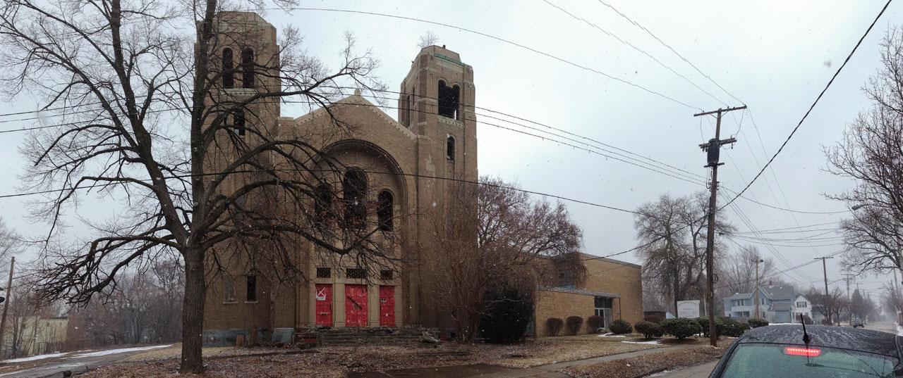 cleveland abandoned