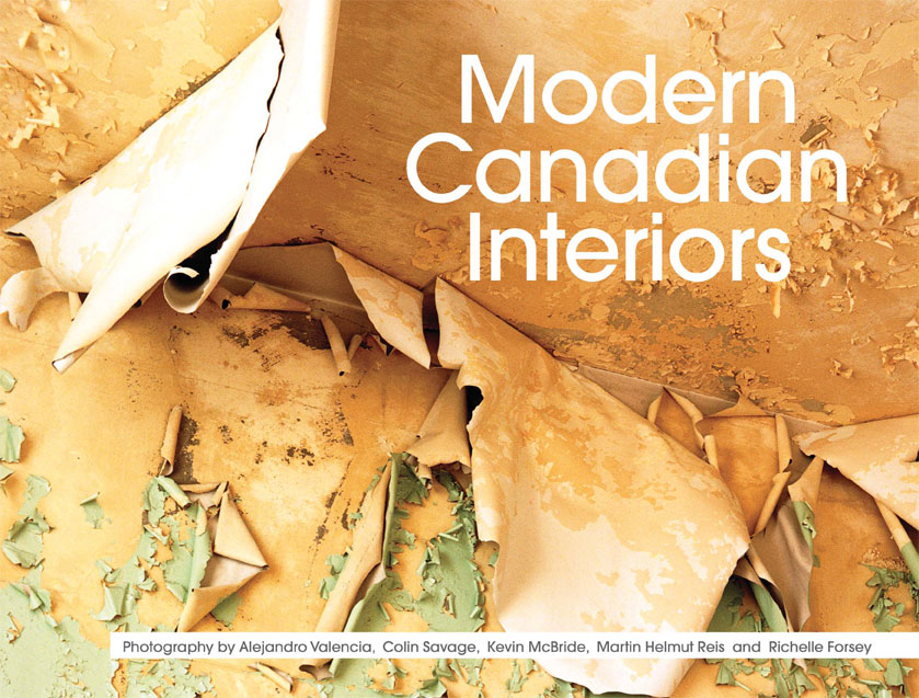 Modern Canadian Interiors, the book