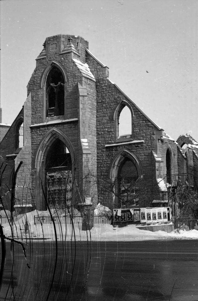 Montreal Ruins