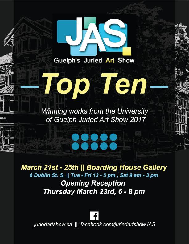 JAS top ten poster
